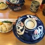 天ぷら 天藤 - かき揚げ天丼