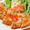 ベトナムフォー - 料理写真:ベトナムの魚のさつま揚げ