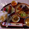 玲鈴 - 料理写真:肉団子の甘香酢仕立て(ランチ)