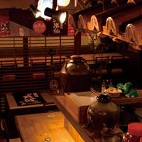 沖縄の雰囲気満載★くつろげる店内