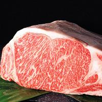 A5ランクサーロイン山形牛のステーキ