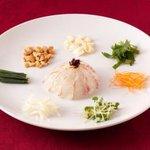 儷郷 - 料理写真:中国風真鯛のお刺身