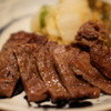 のみくいどころおんがえし - 料理写真:牛タン炭焼き840円