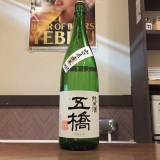 日本酒へのこだわり