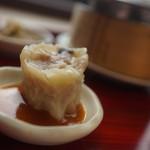 白鹿食堂 - からし風味のタレ