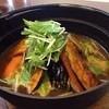 リスボン - 料理写真:野菜 スープカレー 辛口