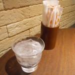 Cafe Miyama - 卓上