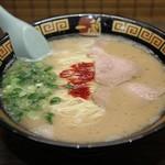 一蘭 - 料理写真:ラーメン(2)