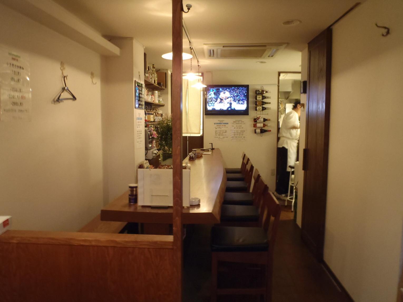 ポレポレ食堂