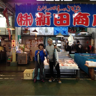 金沢直送天然鮮魚!当店では金沢市直送の能登の地魚を中心に使用