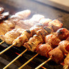 いただきコッコちゃん - 料理写真:備長炭で焼き上げる自慢の焼鳥!