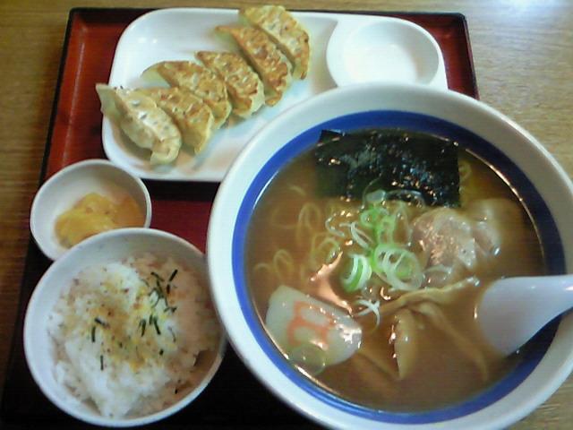 8番らーめん 七尾店