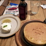 J.S. PANCAKE CAFE - パンケーキ(800円)
