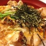 りある - りあるの親子丼はてっぱんで美味いやーつ!! 鷄スープも付いててお得なやーつ!!