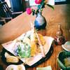 うぶすな - 料理写真:天ぷら盛り合わせ