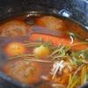 カレー気分 - 料理写真:ラム(スープ大盛り)。ラム肉の団子、人参、じゃがいもなどが入っていました