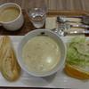 Chowder's SOUP & DELI - 料理写真:モーニングプレート:780円