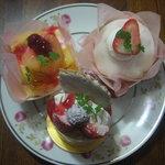 ドイツ菓子 ゲベック - さくら&季節のケーキ&テー