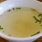 ファイブスター・カフェ - 鶏スープ