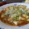 大勝 - 料理写真:マーボ豆腐