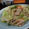 よし富食堂 - 料理写真:野菜炒め