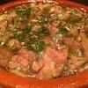 エル ニョスキ - 料理写真:鶏レバーのアヒージョ