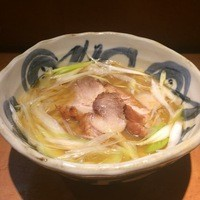 【火曜日限定】生姜香る肉中華そば850円