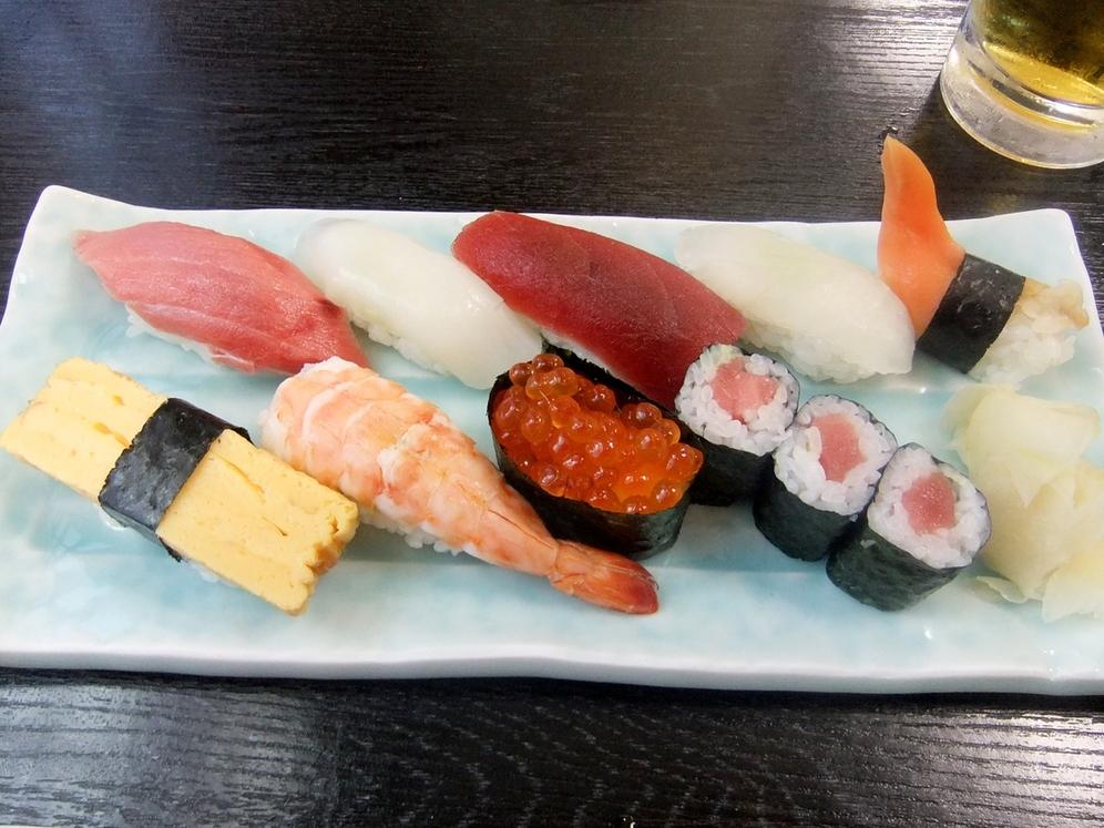 割烹 宮古寿司 本店
