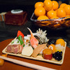 粥茶屋 写楽 - 料理写真:いつもながら豪華な前菜盛り合わせ