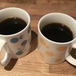 ノンカフェ - 食後のコーヒー