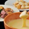 キャトルヴァン - 料理写真:「チーズフォンデュ」はディナー限定。鍋感覚で楽しめます。