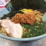 つけ麺 大雄 - 辛しラーメン(激辛)
