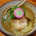 麺屋 高橋 - おさかな正油 780円