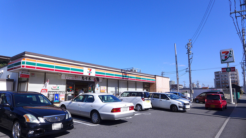 セブンイレブン 名古屋外新町3丁目店