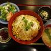 鬼平 - 料理写真:チキンカツ丼:830円