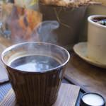 cocoo cafe - 食後にコーヒー。