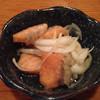 清水商店 - 料理写真:鮭の南蛮漬け