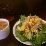ダイニングバー KUU - 取り放題サラダ