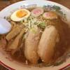 らーめん鰺丸 - 料理写真:煮干し中華大盛り¥750