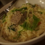 リゾッテリア ガク - 自家製サルシッシャといろいろ野菜のリゾット