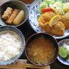 魚菜屋 - 料理写真:日替わり定食800円(半ライスなので-50円)
