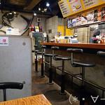 HANAMARU厨房 - 禁煙席はカウンターのみ
