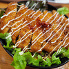 わんや - 料理写真:「ソースカツ丼」(500円)。キレイな盛りつけ。お洒落な丼。