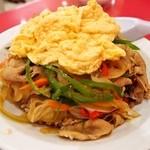 北京飯店 - 爆肉丼