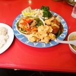 北京飯店 - B定食