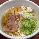 N's cafe RS - 塩ラーメン