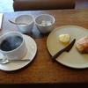 百閒 - 料理写真:コーヒー ビスケット