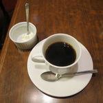YOU - ランチ・セット:オムライス、コーヒー ホイップ・クリーム添え5