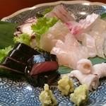 季節料理 根本 - 2014.12