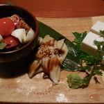 京都木村屋本店 - おばんざい三種